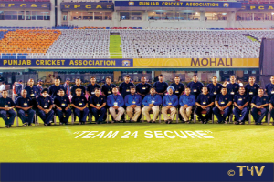 Gallery Panjab Cricket Association - Mohali - 24 Security Detail.